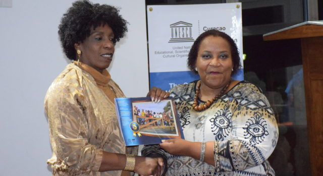 5 Years Associate Membership Curaçao to UNESCO